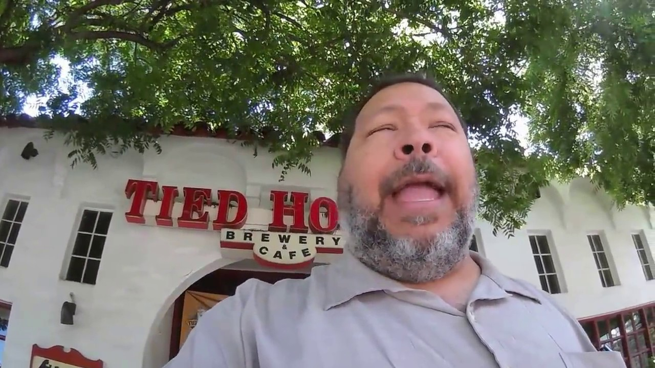 The Philosophical Foodie Tied House Mountain View Ca Youtube