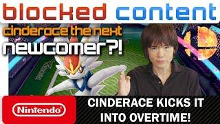 Next Smash Ultimate NEWCOMER: Cinderace POKEMON REP?! Let's Discuss The Possibilities! - LEAK SPEAK!