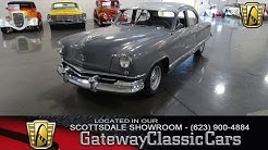 1951 Kaiser Deluxe #335 Gateway Classic Cars