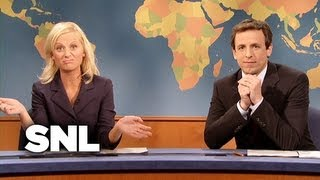 Weekend Update: Really!?! Michael Vick Getting Arrested on Marijuana Charges - SNL