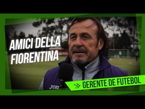 Manager da Fiorentina elogia estrutura do Palmeiras
