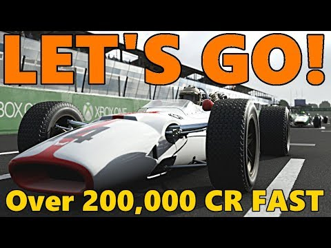 Forza Motorsport 7 | Starting Our CAREER!! Getting 200,000+ Credits FAST!