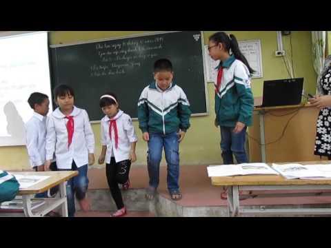 chuyen de Nep song thanh lich van minh lop 4 - Bai: Noi chuyen voi thay giao, co giao( P 2)