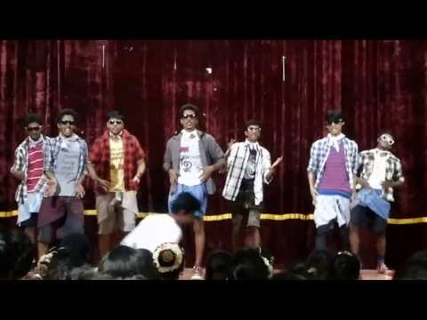 LUNGI DANCE - (fusion dance by shedy students)