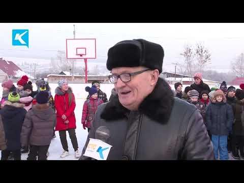 13 12 2019 Каток в 35 школе открыт