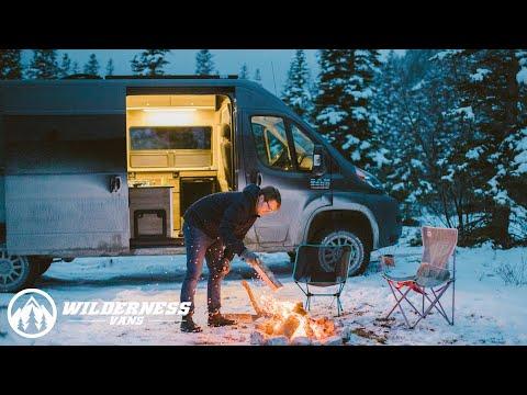 Wilderness Vans Gladstone ProMaster Camper Van