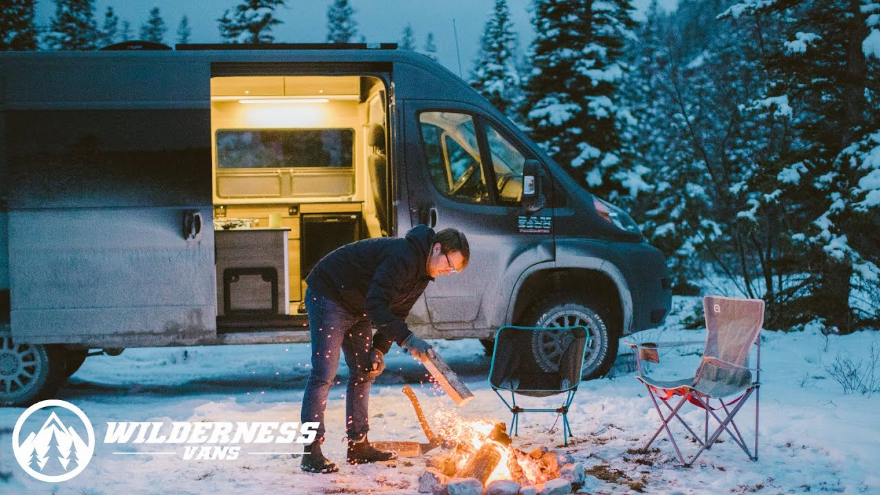 Wilderness Vans Gladstone ProMaster Camper Van Conversion