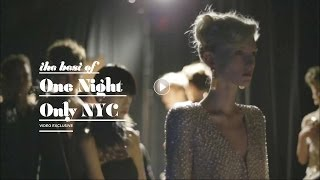 Giorgio Armani - One Night Only NYC - The Best Of