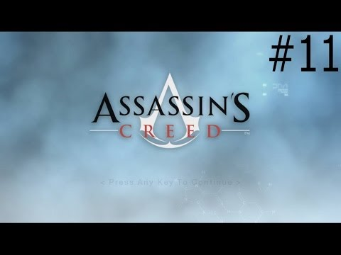 Let's Play Assassin's Creed - Part 11