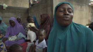 Nigeria Famine Threat: Mothers Sharing Strength to Fight Hunger
