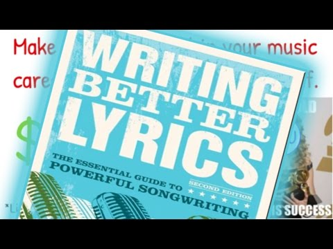 Writing Better Lyrics by Pat Pattison | Whiteboard Animation Summary/Review