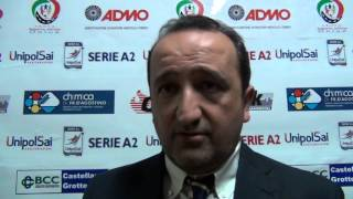 18-01-2015: Fanizza nel post Materdomini-Alessano
