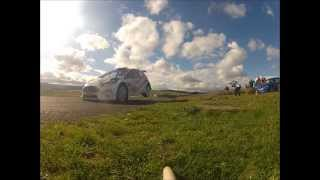 Tyneside stages 2013, Otterburn yumps