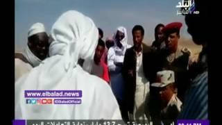 أحمد موسى يطالب أهل النوبة بفتح طريق أبو سمبل أمام السياحة .. فيديو