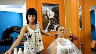 Мастер-класс по ламинированию волос