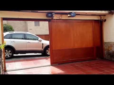 Puertas automaticas de garaje doovi - Puertas metalicas valentin ...