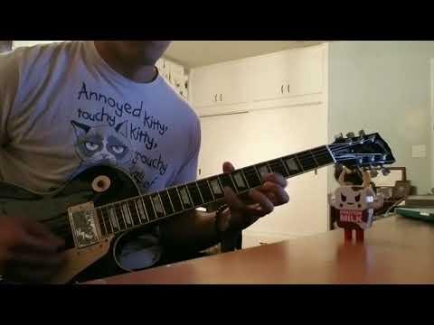 Beyond Unbroken - Overdose (guitar solo)