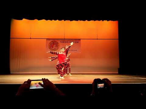 Manjal Veyil/Naane Indhiran - Gokul Dance Performance at CTA 2015 Annual Day