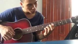 Hướng dẫn guitar đệm hát và intro - Nơi Anh Về Binz