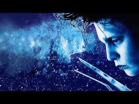 Ice Dance from Edward Scissorhands 1990  Danny Elfman  800% Slower