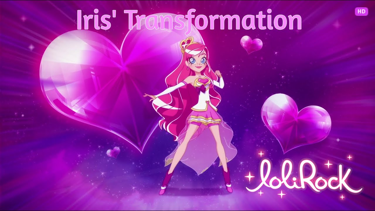 The Powerpuff Girls Wallpaper Lolirock Season 1 Episode 1 To Find A Princess Iris