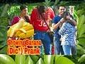 BANANA (DICK) Prank on COUPLES// Ultimate Banana prank by The Crazy Infinity