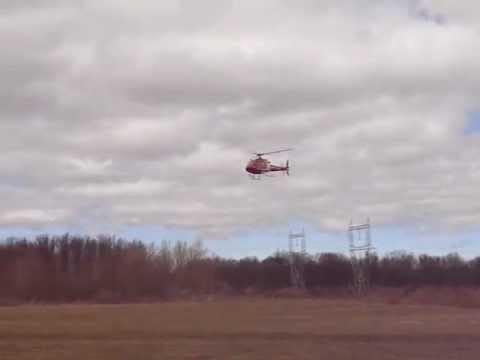 AS350 Eurocopter Air