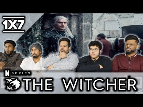 """The Witcher   1x7   """"Before A Fall""""   REACTION + REVIEW!"""