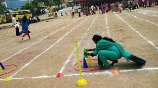 Time to play parents@Triveni Public School