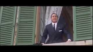 Il Presidente del Borgorosso Football Club - Alberto Sordi - Clip