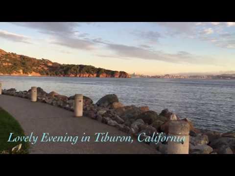 Dinner at The Caprice - Lovely Evening in Tiburon, California