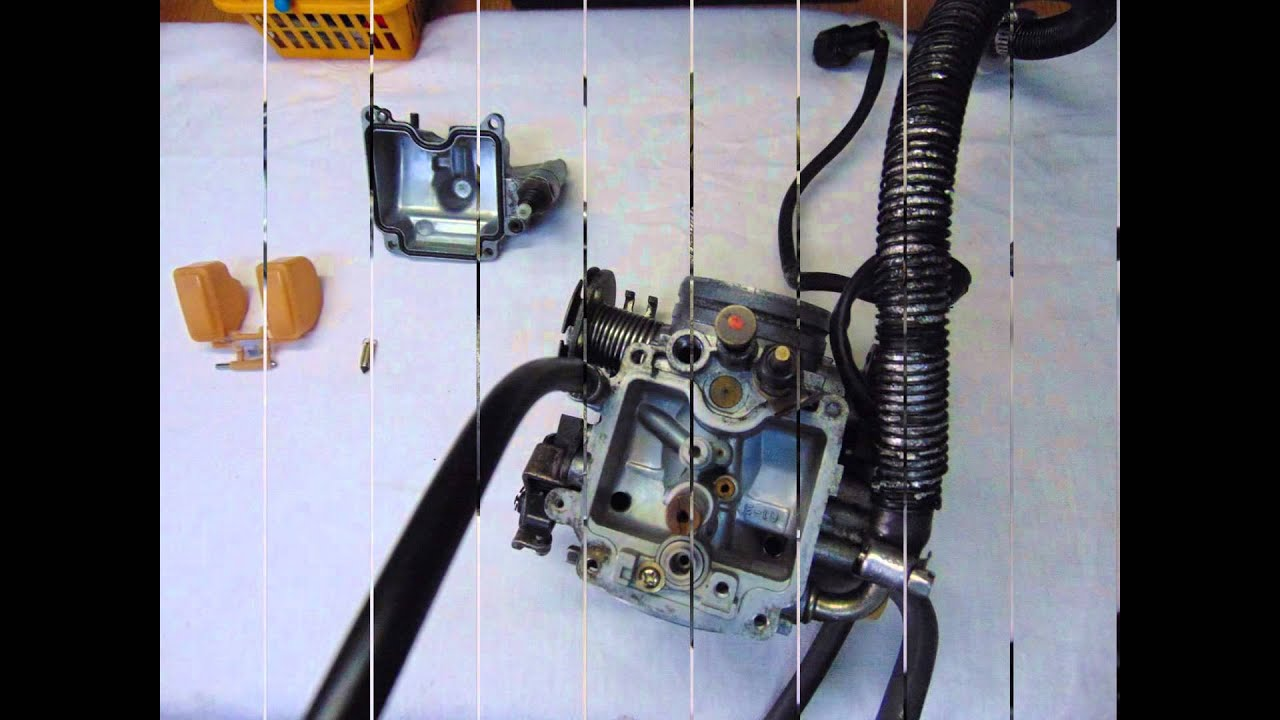 How To Remove Carburetor From Yamaha Road Star