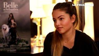 Thylane Blondeau, 14 ans, future star du cinéma français