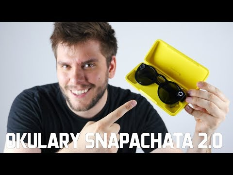 SPECTACLES 2.0 - NOWE OKULARY OD SNAPCHATA 😎✌🏻
