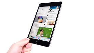 """Почти"" Galaxy Fold от Apple или зачем iPad mini 5 в 2019?"