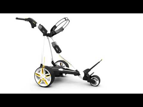 PowaKaddy FW5s Quiet Electric Golf Trolley with Lithium Battery