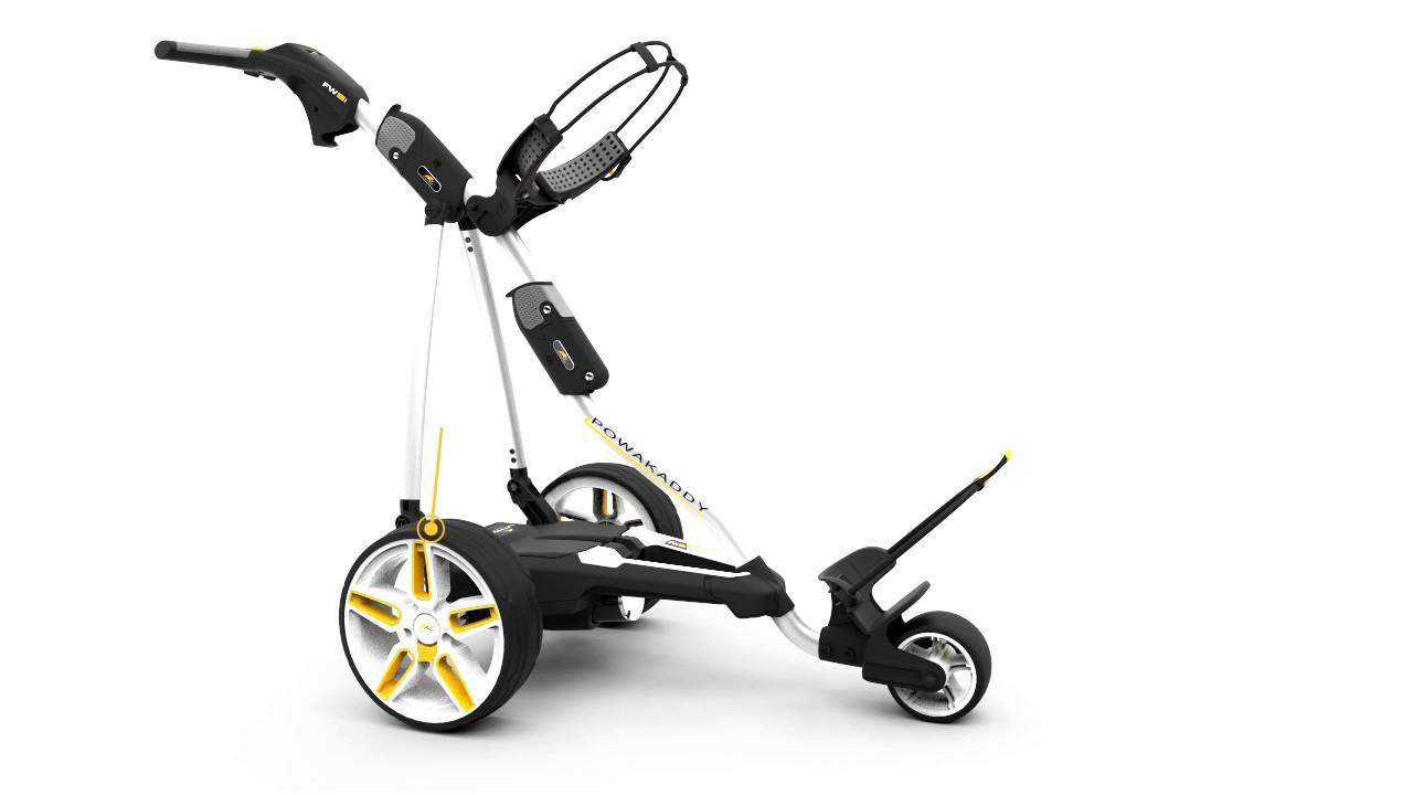 PowaKaddy FW5i Electric Golf Trolley