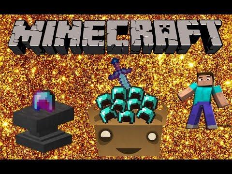 Minecraft 1 5 2 Дюп с помощью наковальни