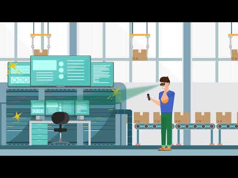 Meet the Industry 4.0 Application: ProManage AR (Augmented Reality)