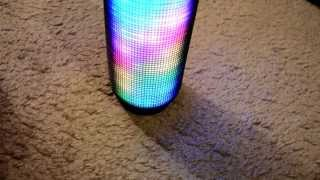 JBL Pulse Bluetooth Speaker First Unboxing!