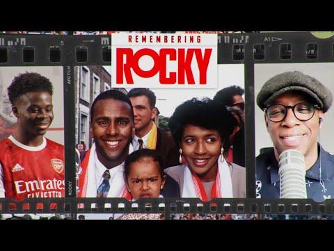 Remembering Rocky   Wrighty & Saka on David Rocastle's legacy