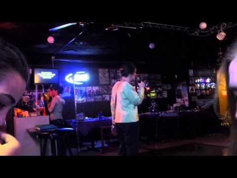 ~Us And Them - Karaoke - Salem, Oregon - 24. Mai 2014~