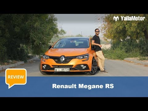 Renault Megane RS Review - The only hot hatch you need to buy! | YallaMotor.com
