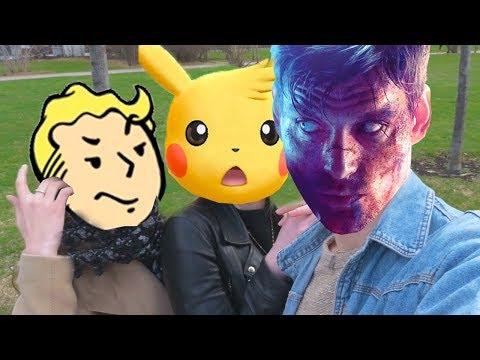 Pokemon, Battlefield, Fallout 76, Monster Hunter Movie, & More