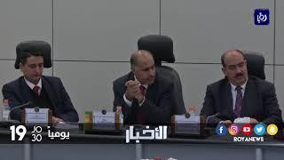 لجنة متابعة توصيات حقوق الإنسان تزور مديرية الدرك - (18-1-2018)
