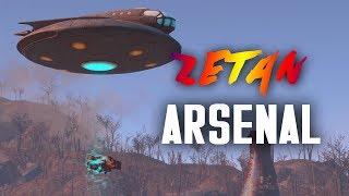 The Zetan Arsenal: MooOoOOoOooO! - Creation Club Update for Fallout 4