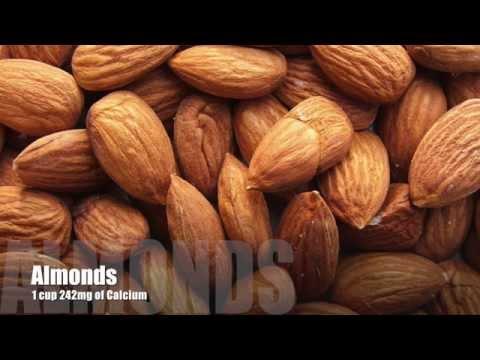 10 Foods High in Calcium