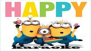 HAPPY PHARREL WILLIAMS