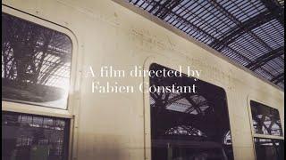 EMPORIO ARMANI - Behind the scenes with Nicholas Hoult and Alice Pagani
