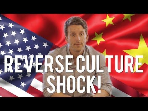 REVERSE CULTURE SHOCK | China Back to USA